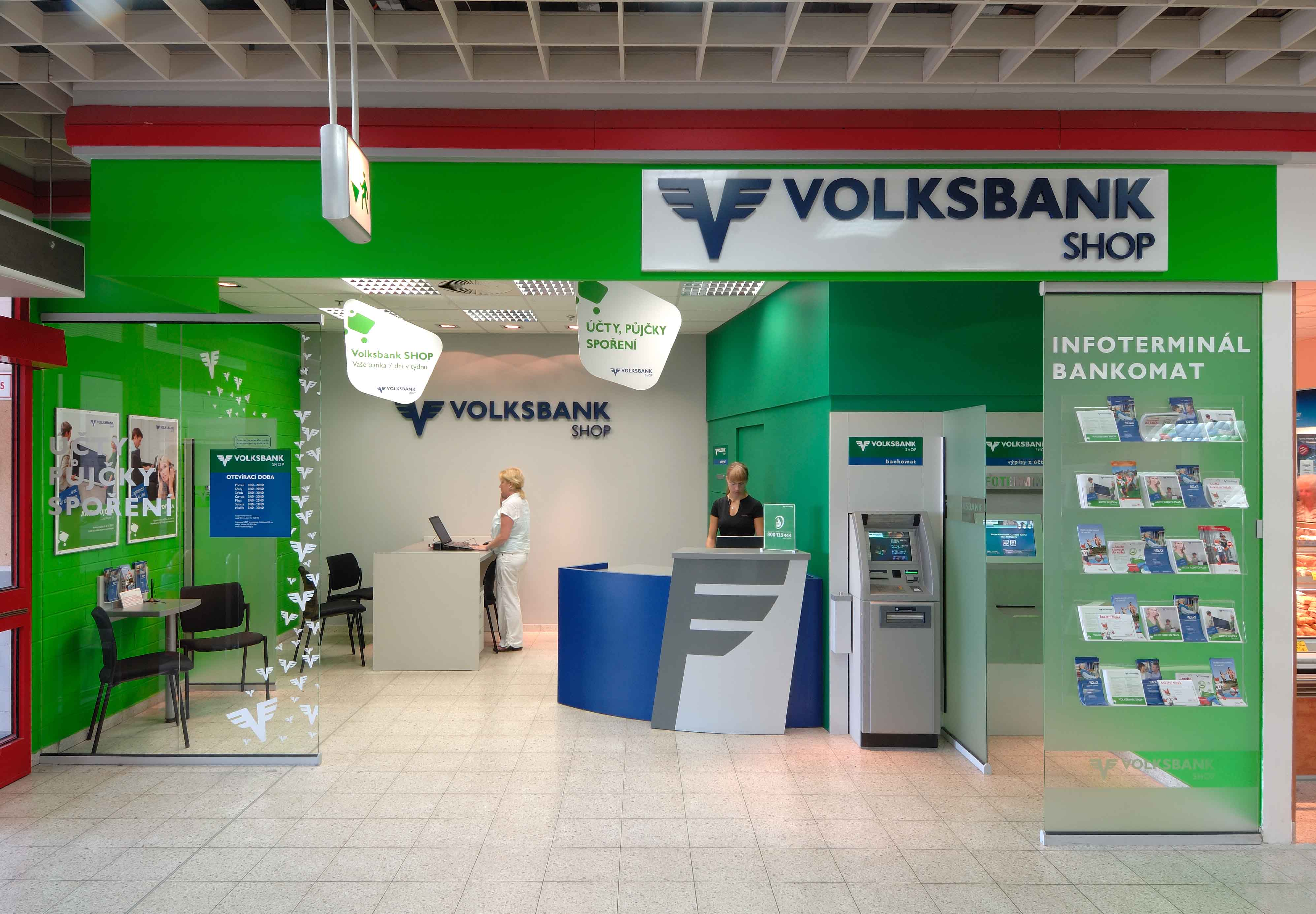 Pobočka Volksbank