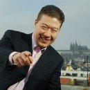 Tomio Okamura - vícepreziden Asociace českých cestovních kanceláří a agentur